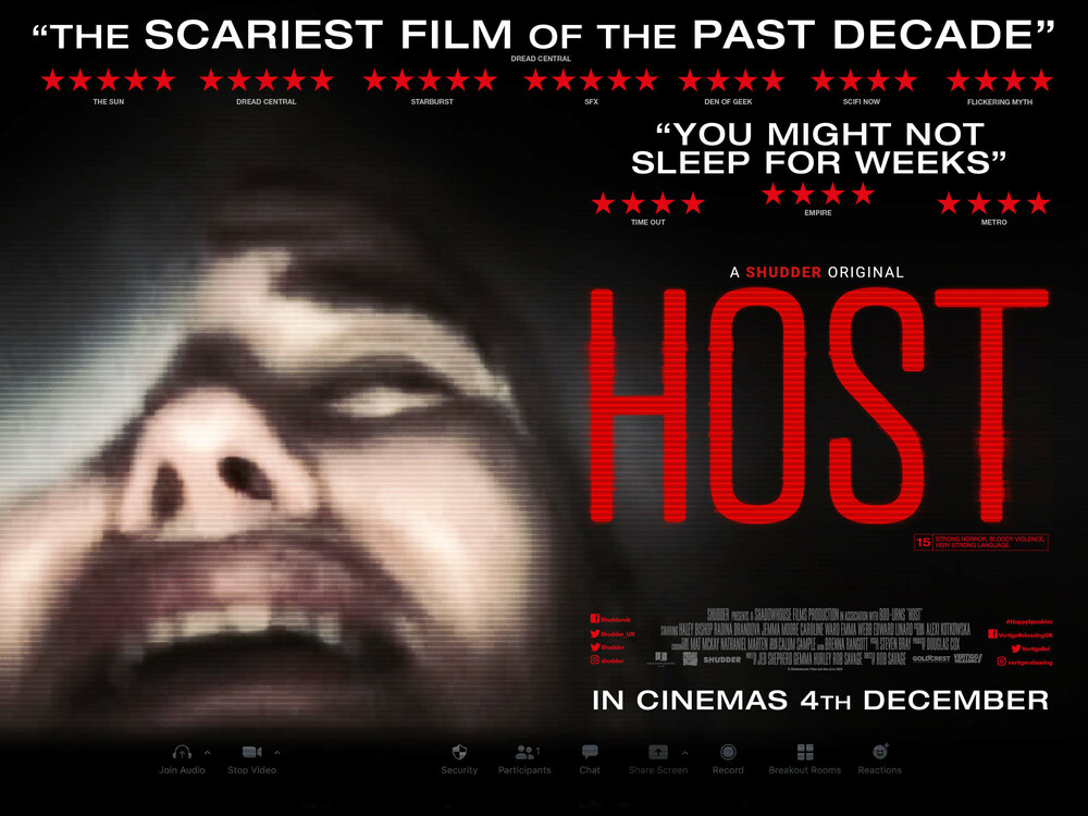 Host Review