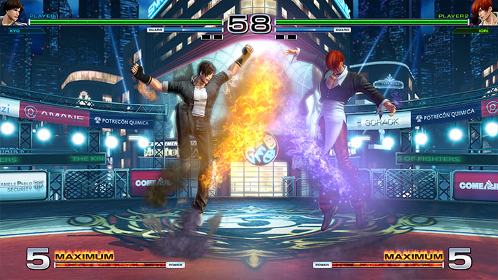 The King of Fighters XIV Ultimate Edition Review