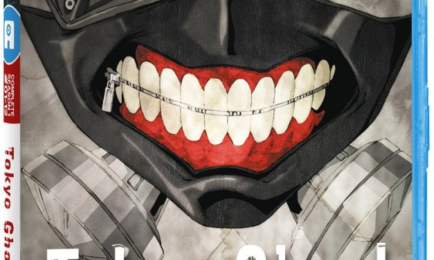 Tokyo Ghoul S1-3 & OVA's Review