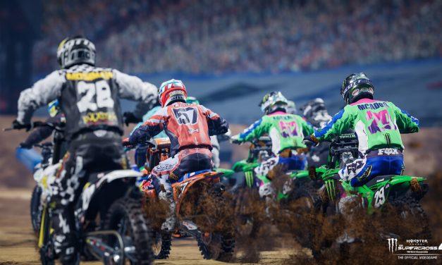 Monster Energy Supercross – The Official Videogame 4 Review