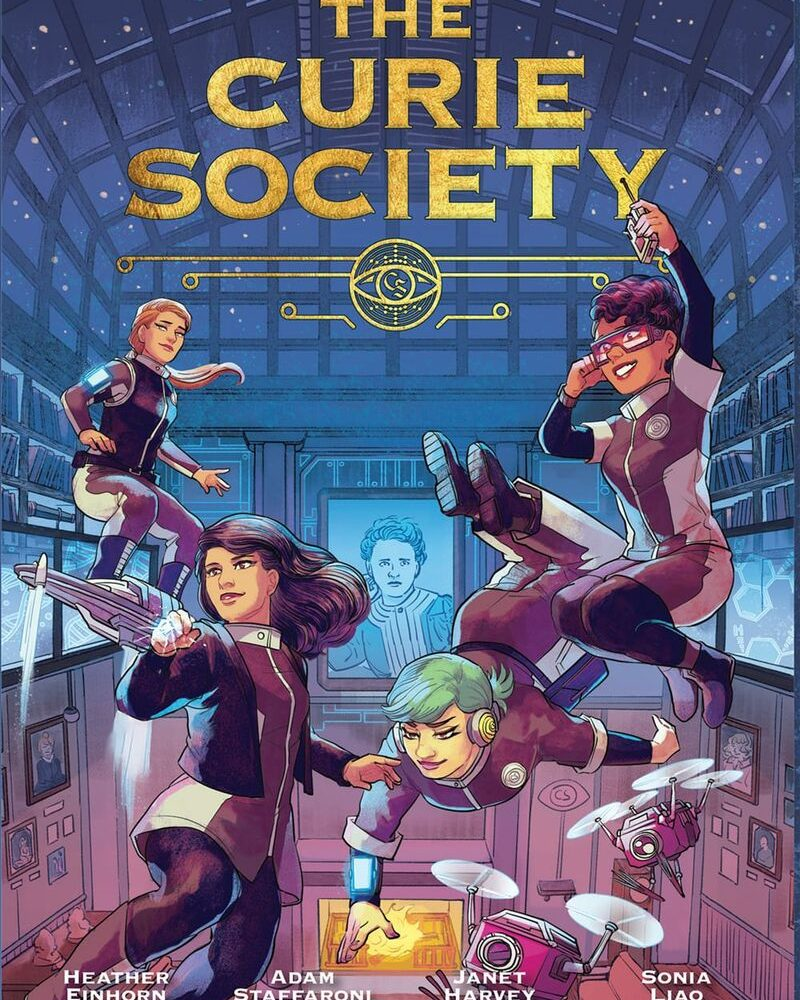 The Curie Society Review