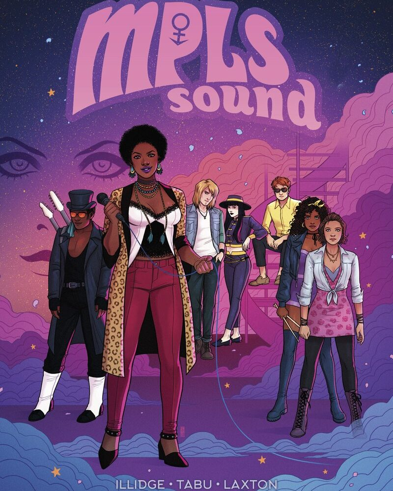 ComicBuzz Chats With The MPLS Sound Team
