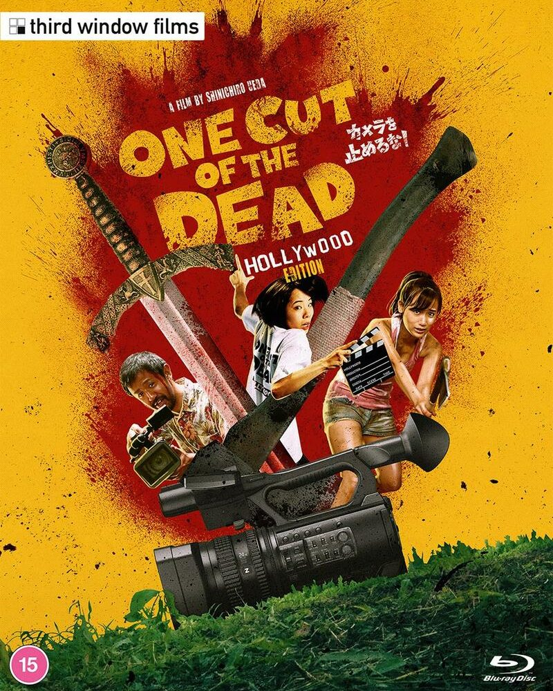 One Cut of the Dead: Hollywood Edition Review