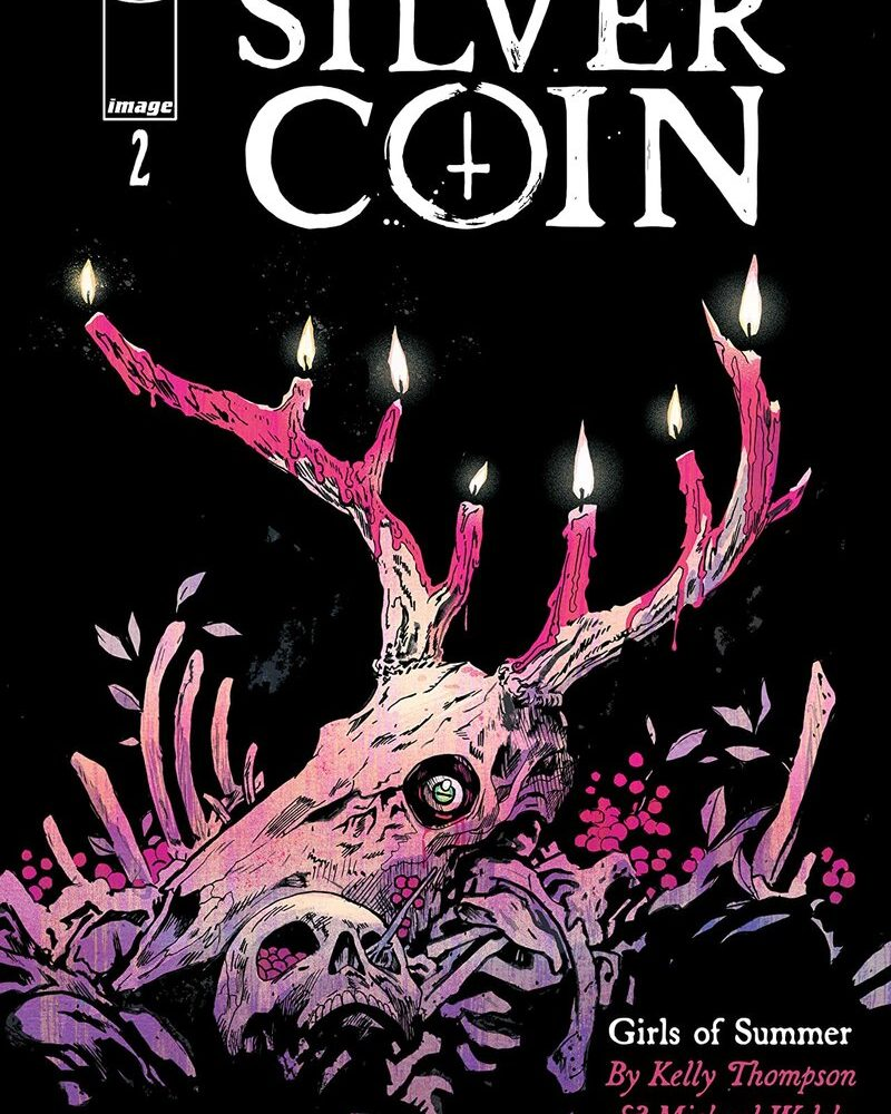 The Silver Coin #2 Review