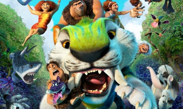 The Croods 2: A New Age Review