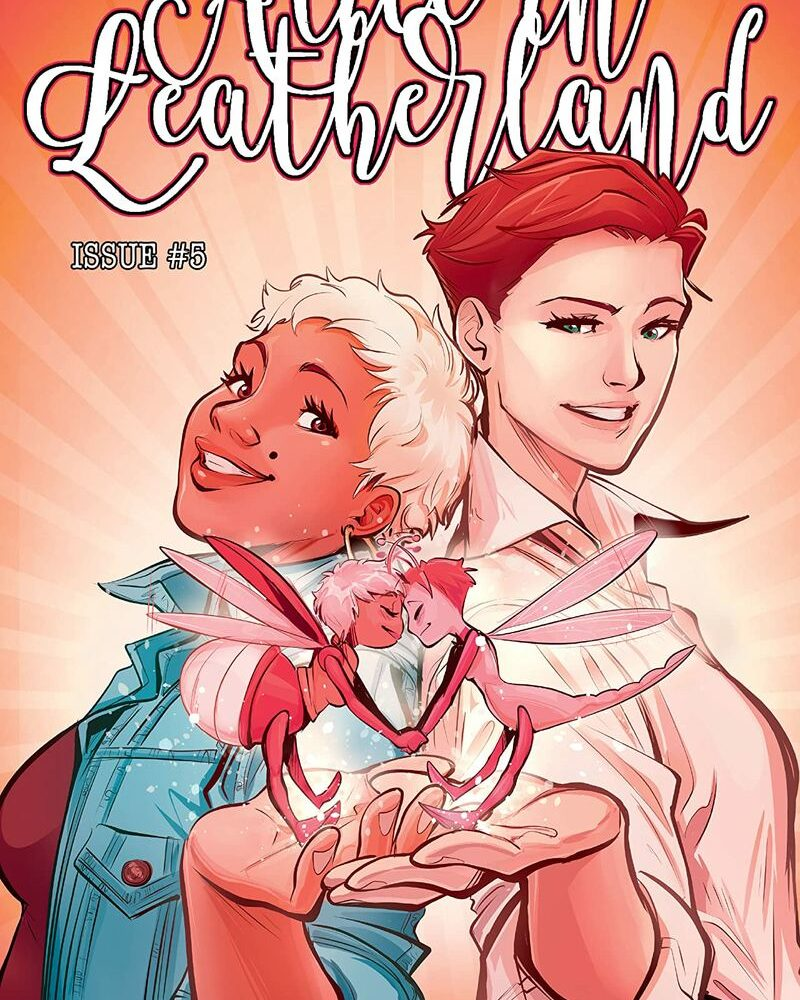 Alice in Leatherland #2 – #5 Review