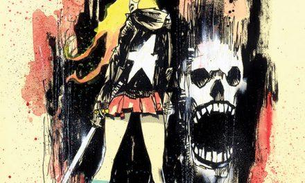 Mahfood Returns to Creator-Owned Comics with Grrl Scouts: Magic Socks