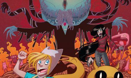 Adventure Time Comics #7 Review