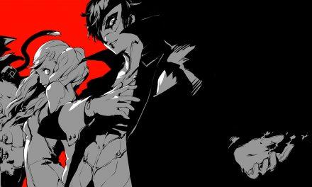 Persona 5: Sizzle Trailer