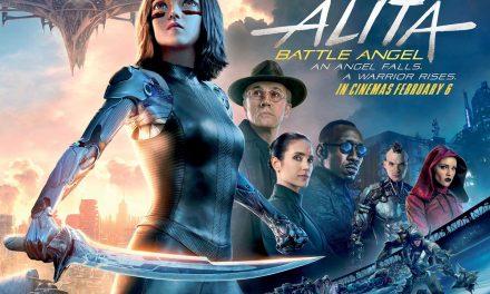 Alita: Battle Angel Review