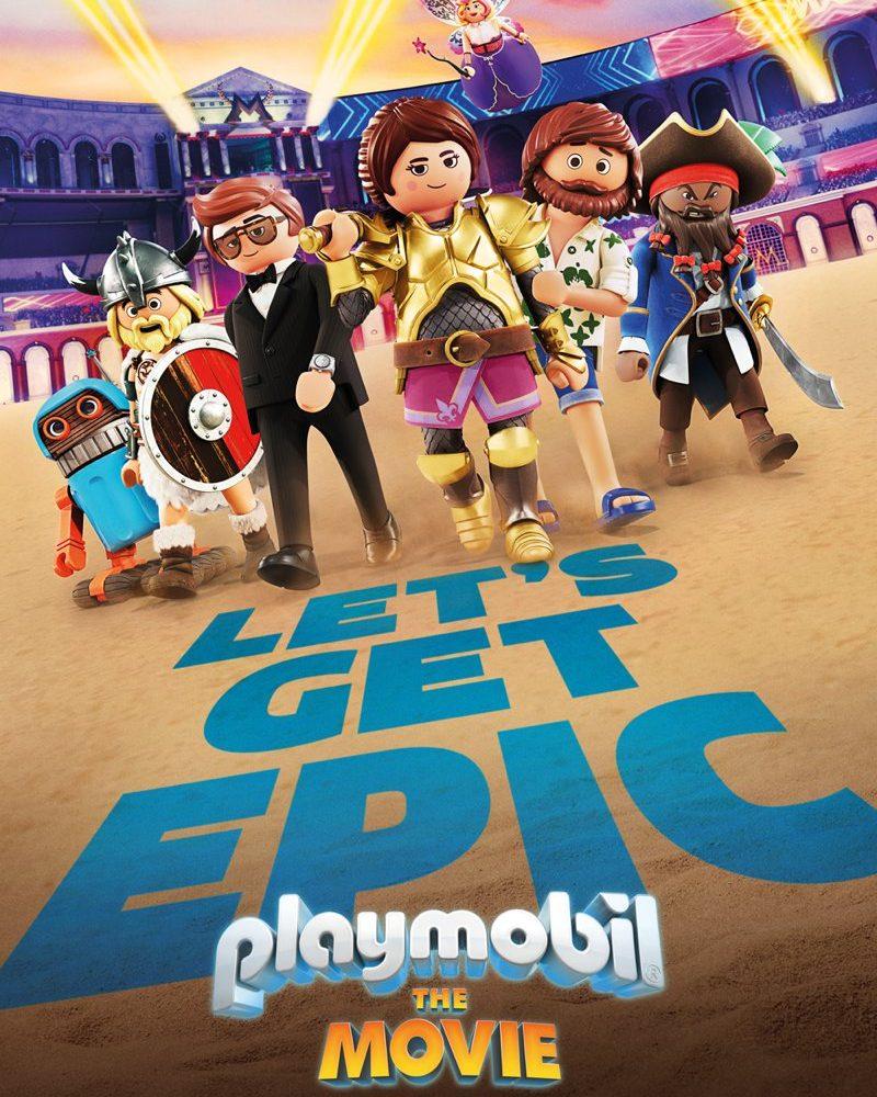 Playmobil: The Movie Review