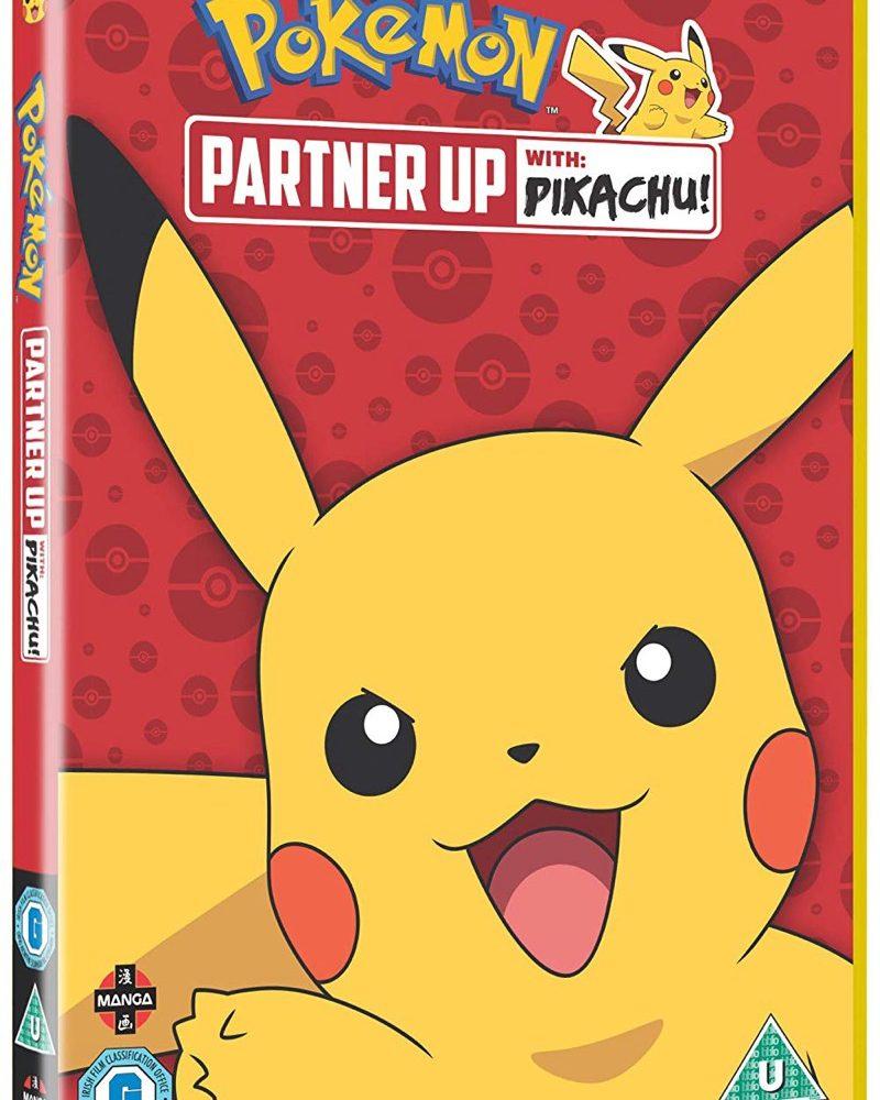 Pokémon – Partner Up With Pikachu! Review