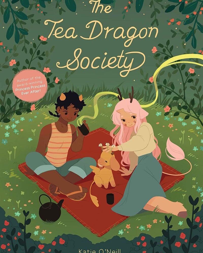 The Tea Dragon Society Review