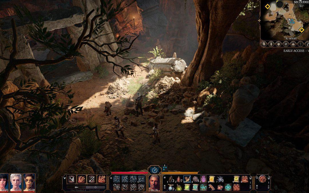 Baldur's Gate 3 Review
