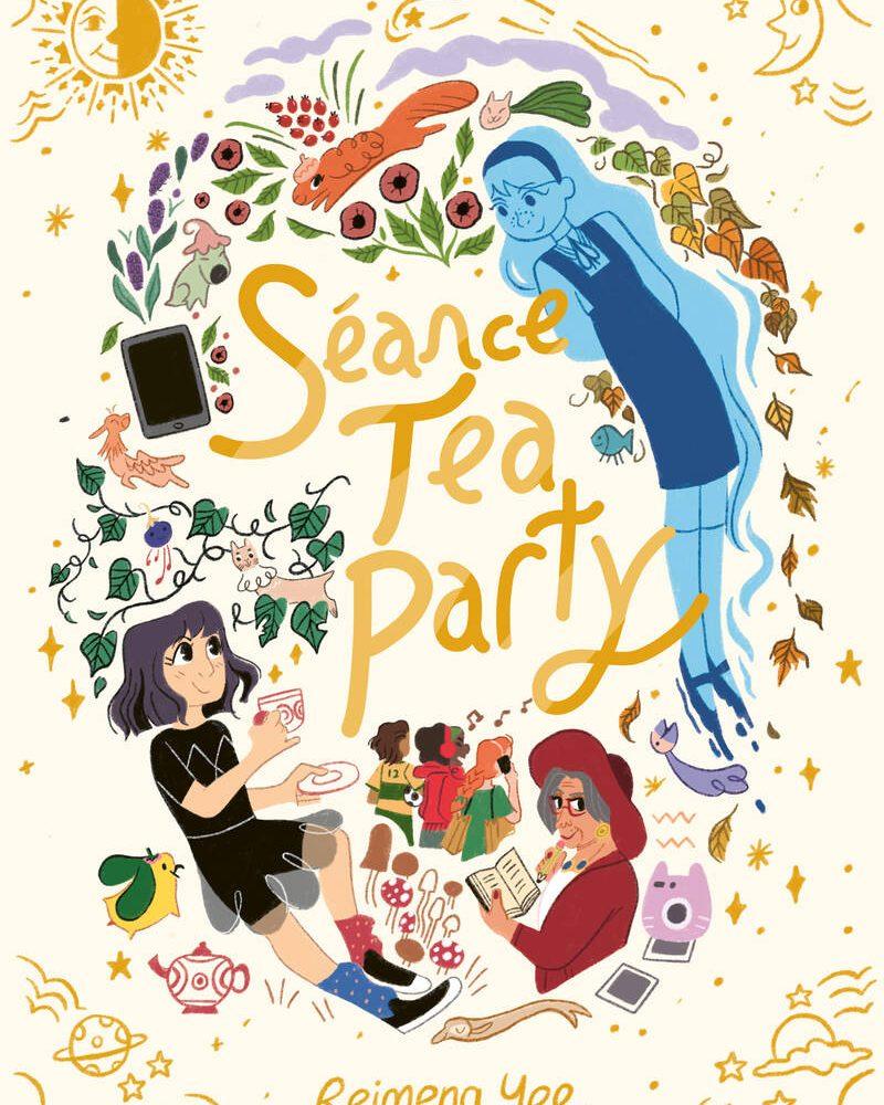 Séance Tea Party Review