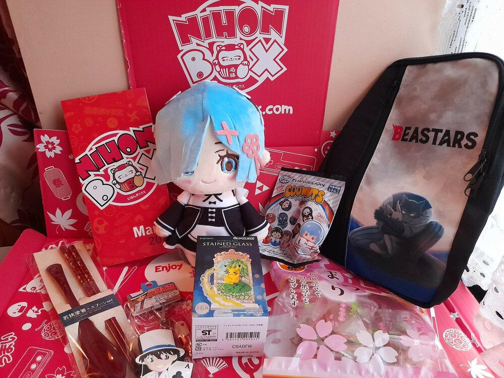 Nihon Box March 2021 Review