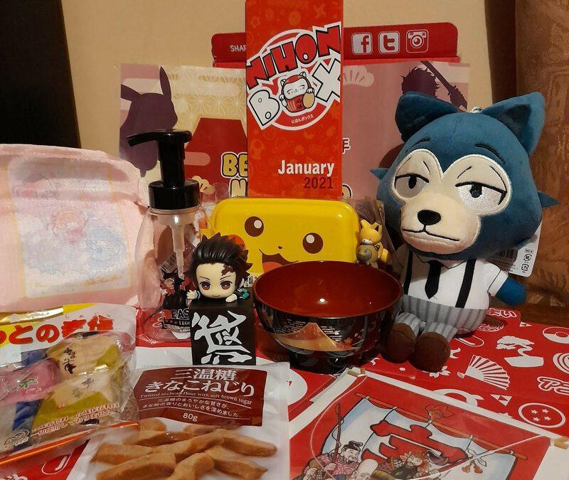 Nihon Box January 2021 Review