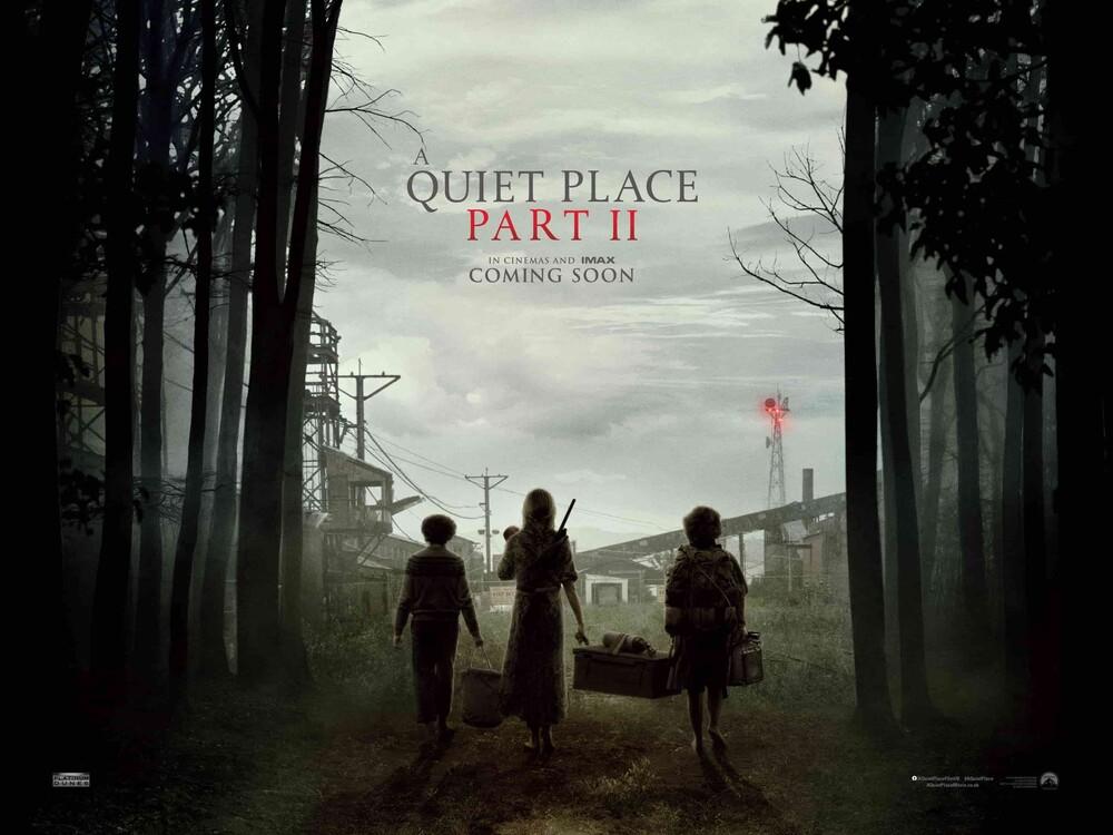 A Quiet Place Part II Review
