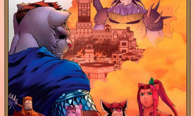 Battlecats Vol. 3 #1 Review
