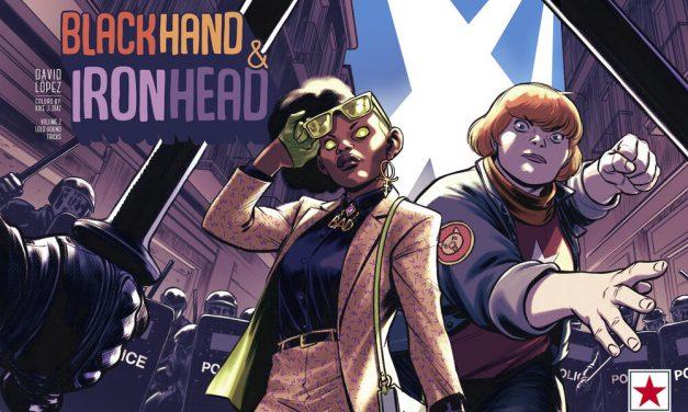 Blackhand & Ironhead Volume 2 #1 Review
