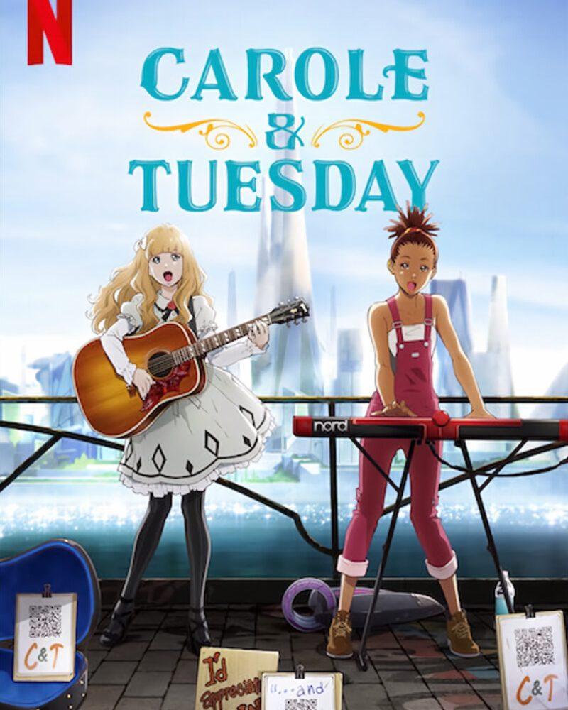 Carole & Tuesday Review