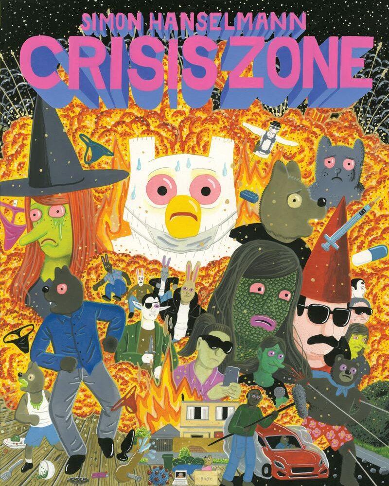 Simon Hanselmann Chats with ComicBuzz