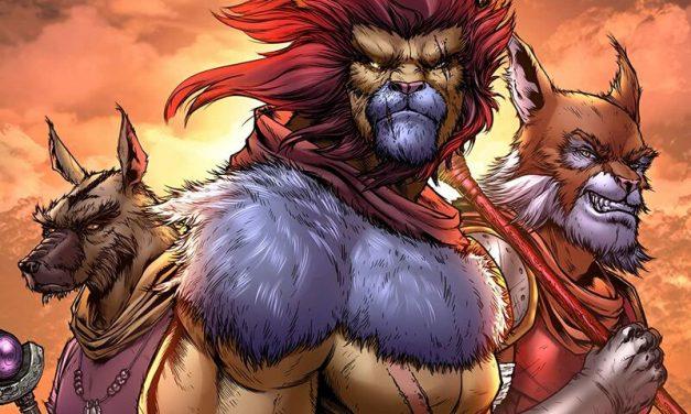 Battlecats: Tales of Valderia Vol. 1 Review